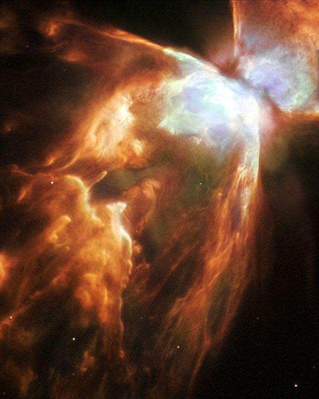 Breathtaking Space Photographs Taken by the Hubble Telescope