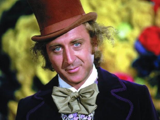 Jobs queria receber o ganhador da promoção vestido de Willy Wonka, na foto interpretado por Gene Wilder no filme 'A Fantástica Fábrica de Chocolate', (Foto: Divulgação)