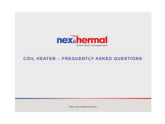 Coil heater   frequently asked questions