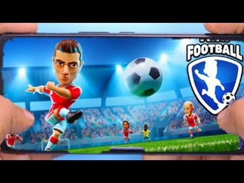 ⚽Novo Jogo Futebol Viciantes! Mini Football (Android / Ios)⚽
