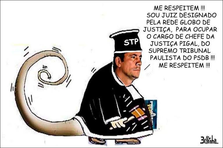 bessinha juiz do psdb