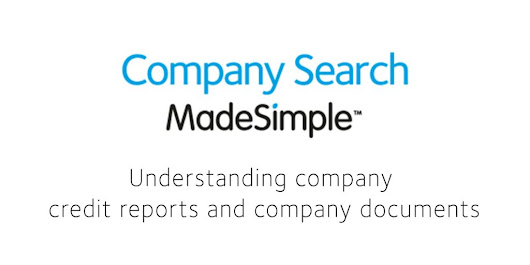 Understanding company credit reports and company documents