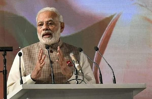 PM Modi asks babus to focus on 100 poorest districts- The New Indian Express