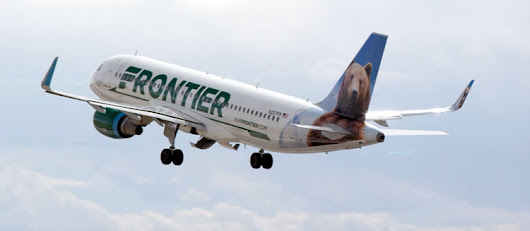 Frontier Airlines To Start Services At Ontario International Airport - InlandEmpire.us