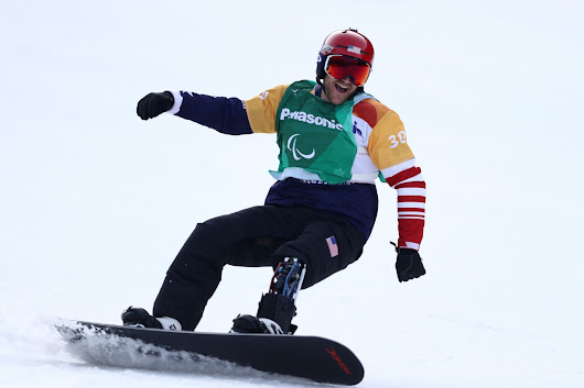 Minnesota snowboarder Mike Schultz wins gold at Paralympics