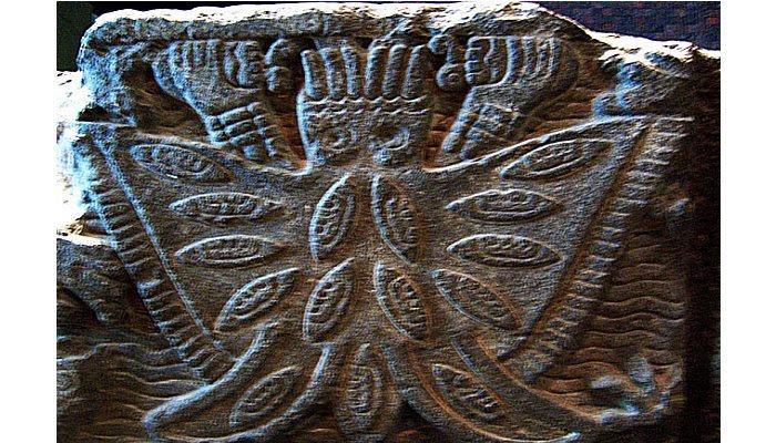 Butterfly Aztec Symbol