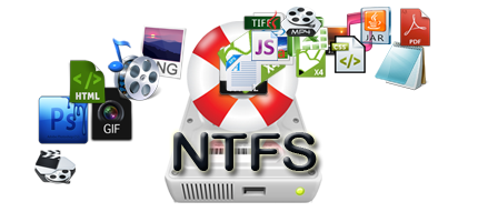 Recover Encrypted Files from NTFS Partition