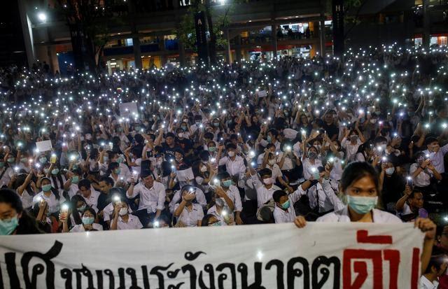 Thailand's Turbulent Politics Since 2014 Military Coup