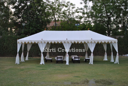 Royal Maharaja Tent