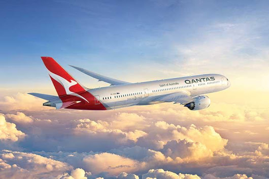 Qantas aims for non-stop Sydney flights