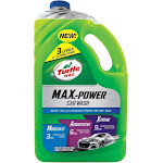 Turtle Wax Car Wash, M.A.X-Power - 100 fl oz