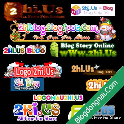 Share 12 PSD Logo Cực Đẹp Dành Cho Wap