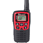 Midland X-TALKER EX37VP E+Ready 26-mile Two-way Radio Pair - FRS/GMRS - 462.55-467.71 MHz - 10 NOAA Channels - Water-resistant