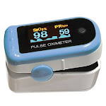 Sunset Advanced Finger Pulse Oximeter, Oxygen and Asthma, from CPAP Supplies USA