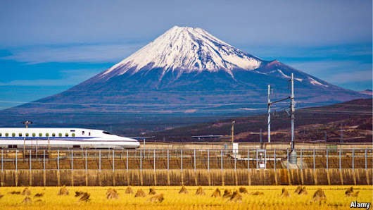 The Economist explains: Why Japan's high-speed trains are so good | The Economist