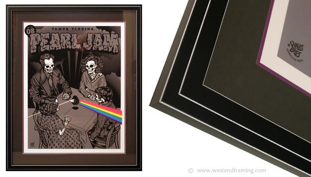 Cjs Pj Poster Frame Archive Page 2 Pearl Jam Community