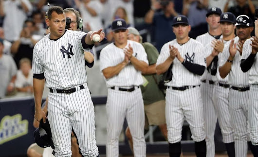 Yankees Ownership Extends Olive Branch to Alex Rodriguez