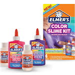 Elmer's 4pc Color Slime Kit