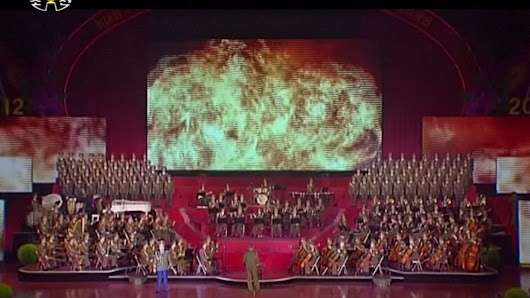 INSIGHT: N. Korean musical shows U.S. getting nuked - Reuters TV