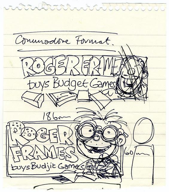 Roger Frames - First Ideas
