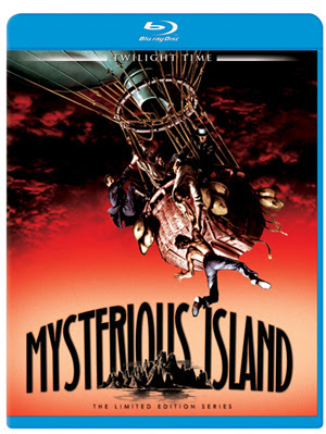 Image result for the mysterious island 1961
