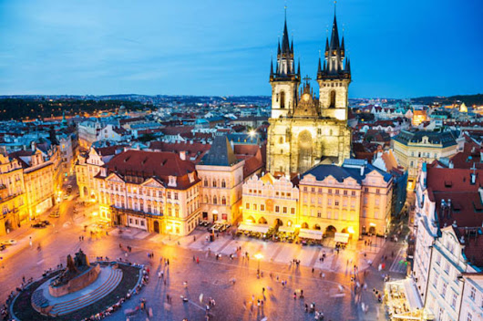 Go For It: Lates & Breaks to Prague, Algarve, Thailand and more