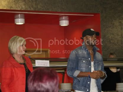 Caroline & Ricky Whittle Woman Of The Year Finals 2010