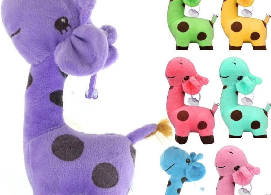 0307f9cfd7e Buy Giraffe Dear Soft Plush Toy Animal Dolls Baby Kid Birthday Party Gift  dropship Y731 Cheap Online - buytnn