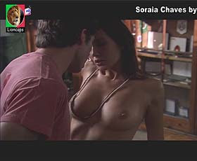 Soraia Chaves nua no filme O crime do Padre Amaro