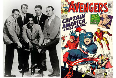 The Rat Pack and The Avengers