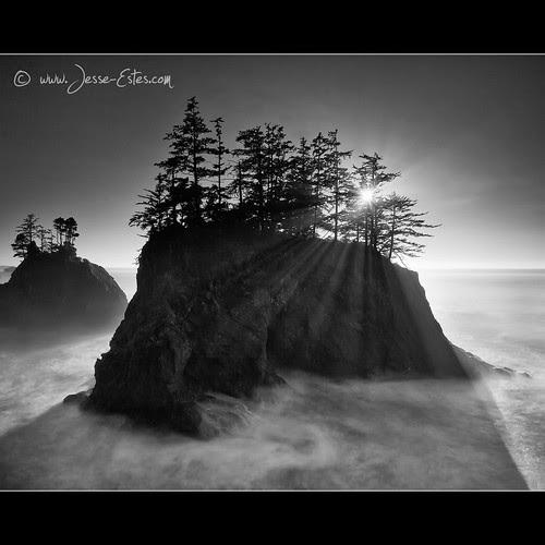 Southern Oregon Coast por Jesse Estes