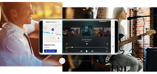 [In-Depth Look #3] Do More, Play More: The Entertainment and Productivity Features of the Galaxy Note8