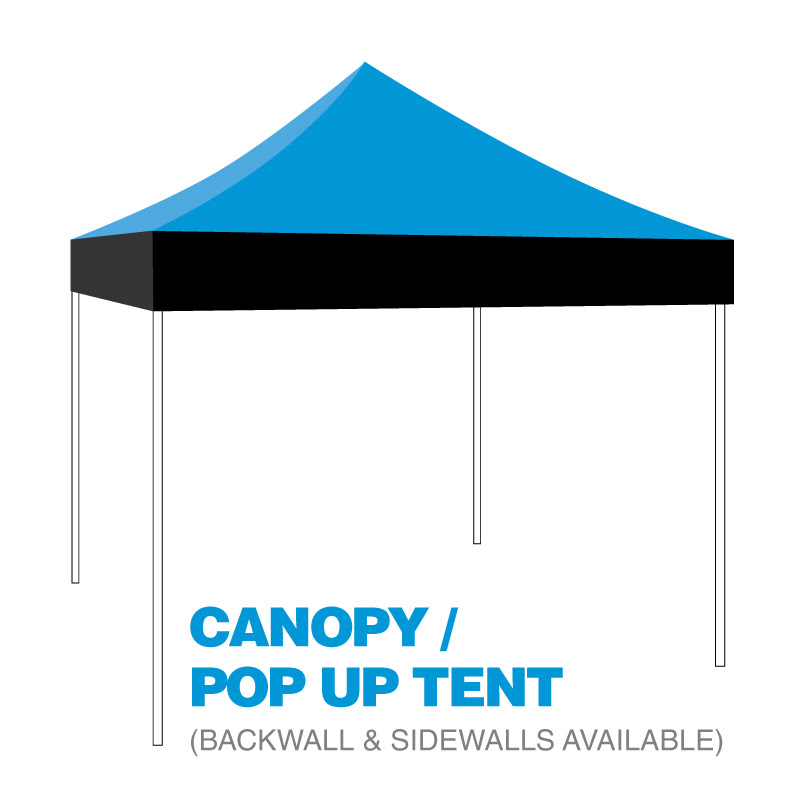 Anaheim 20ft Heavy Duty Canopy Pop Up Tent For Tradeshow Exhibit Or