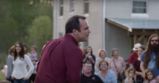 "You Can Send Future Islands' New Music Video ""A Song For Our Grandfathers"" as an E-Card for Father's Day"