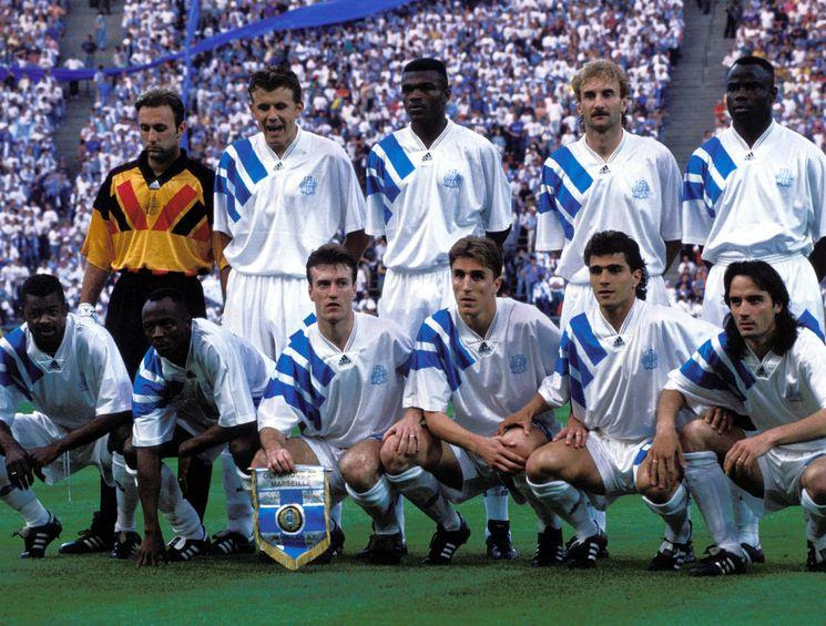 Olympique de Marselha (1992-93)