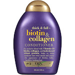 OGX Thick & Full Biotin & Collagen Conditioner - 13 fl oz bottle