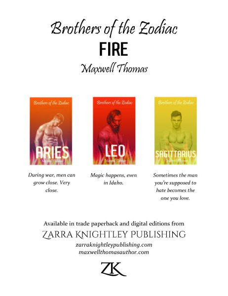 Zarra Knightley Publishing