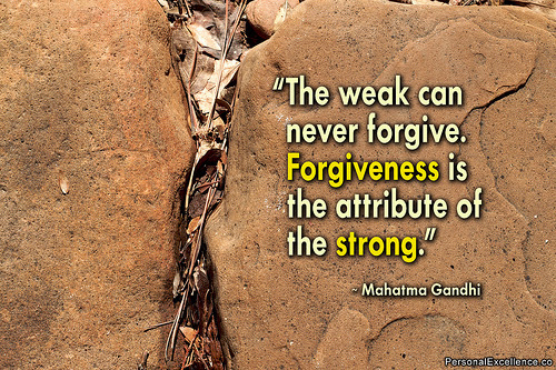 Forgiveness Is The New Mindfulness