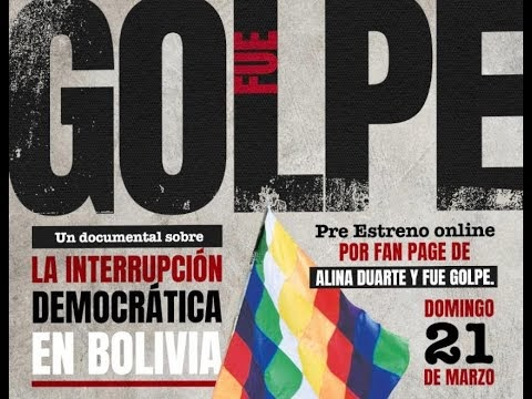 Pre-estreno del Documental #FueGolpe. Todo sobre la interrupción democrá...