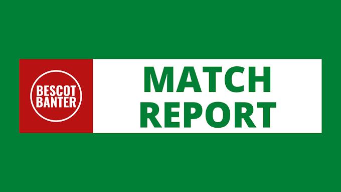 Match Report: Crewe Alexandra 2 Walsall 0