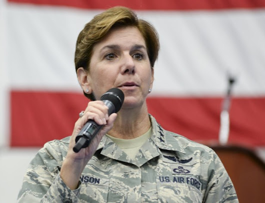 General Lori Robinson Moves Closer to Becoming Head of NorthCom  - The Atlantic