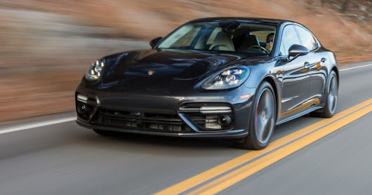 Review: Porsche Panamera Turbo is a CEO's dream car