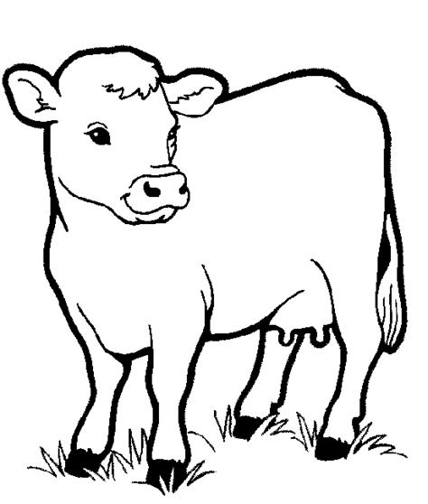 farm animals coloring pages coloringpagescom
