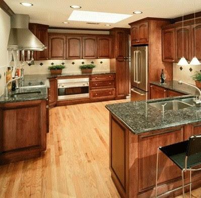 Kitchen Countertop Samples