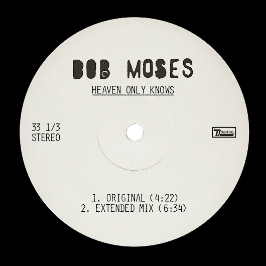 Bob Moses – Heaven Only Knows – plusfm