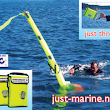 Man Overboard Self-Inflating Dan Buoy - Just Marine