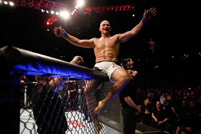 Junior Cigano UFC Croácia (Foto: Getty Images)