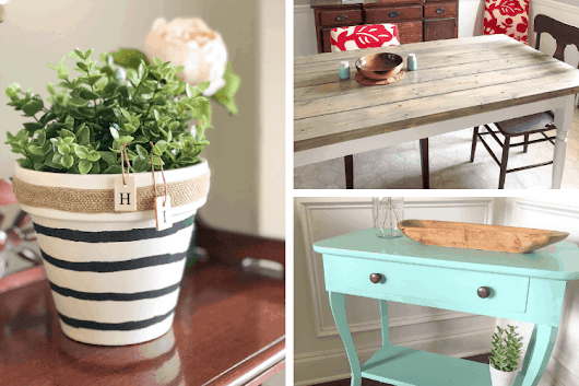 Favorite DIY Projects of 2018