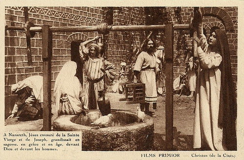 Christus (1916) Youth in Nazareth