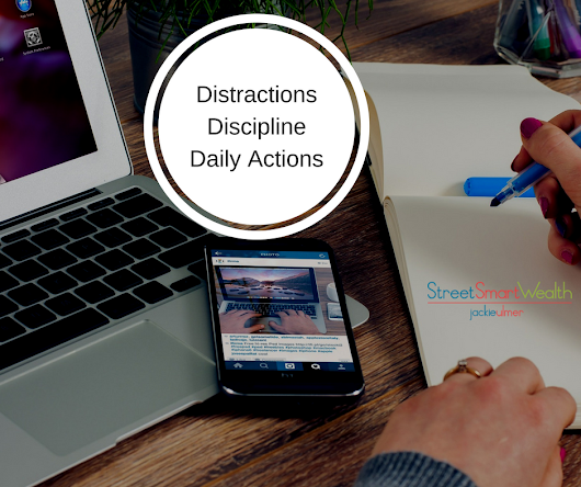 Discipline, Distraction and Daily Habits in Direct Sales - Jackie Ulmer, Direct Sales and Social Media Trainer